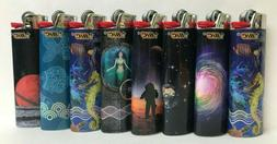 BIC Special Edition Exploration Series Lighters,