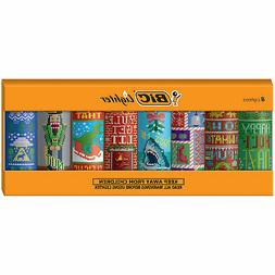 BIC Special Edition Holiday Series Lighters, Set of 8 Lighte