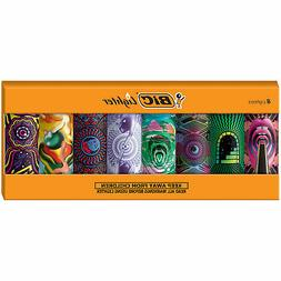 BIC Special Edition Prismatic Series Lighters, Set of 8 Ligh
