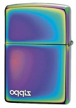 Zippo Spectrum Logo Pocket Lighter