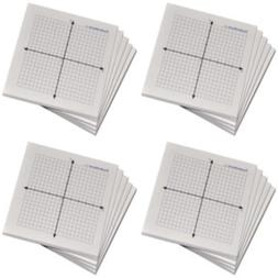 Sticky Note Mini Graph Pads - 5 Count - Graph Paper Sticky N