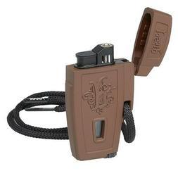 Xikar STRATOSPHERE II HIGH ALTITUDE Lighter BROWN / Diesel L