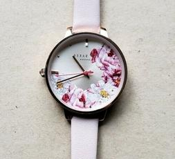 Ted Baker TE50005012 Watch With 38mm Floral Dial & Lighter P