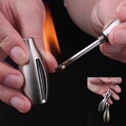 Torch <font><b>Lighter</b></font> Creative Stainless Steel B