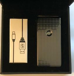 Saberlight Torch Wind Proof Lighter, NWOT! Comes With USB Ch