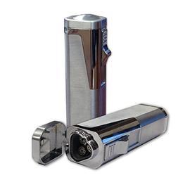 Prestige Import Group Typhoon Triple Flame Cigar Lighter wit