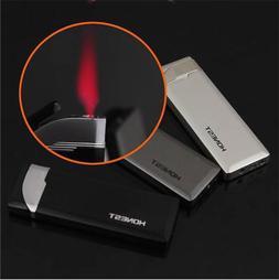US STOCK 4X Slim Torch Cigarette Lighter Butane Gas Jet Pink