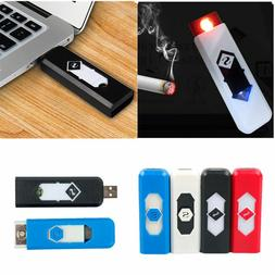 USB Electric Battery Rechargeable Charging Cigarette Lighter