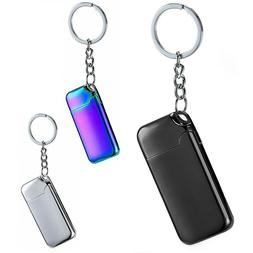 USB Electric Charge Flameless Key Chain Rechargeable Windpro