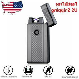 USB Rechargeable Cigarette Lighter - Electric Lighter / Wind