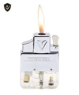 Vector Thunderbird Butane Lighter Insert for Flip Top Lighte