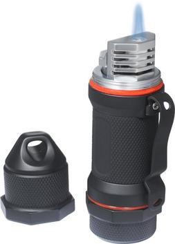 Visol Storm Black Matte High Altitude Windproof Lighter