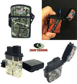 Mossy Oak Water Resistant Eagle Torch Flame Lighter Camoflau