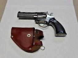 Smith And Wesson Colt 357 Gun Revolver Jet Torch Lighter USA