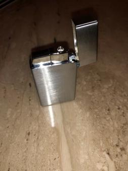 Windproof Lighter Refillable Cigarette Cigar Single Turbo Je