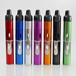Windproof Torch Lighter Portable Click-N-Vape Smoking Pipe B