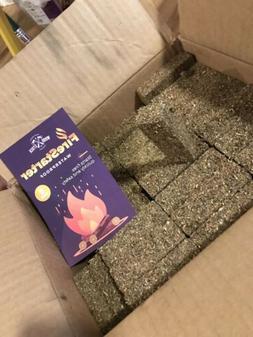Wood Fire starter #250 pieces lighter one box 📦 Wood Extr