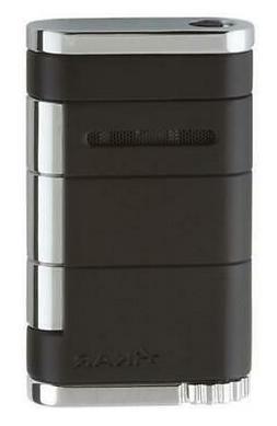 Xikar Lighter - Allume Black Single Jet Flame - 531BK
