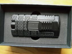 Xikar Lighter - Tactical Triple-Jet Flame Black On Black - 5