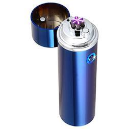 Kivors XL Cigar Lighter - Triple Arc Plasma Beam Lighter - R