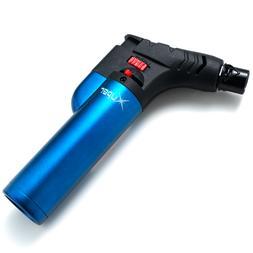 Xuper Metal Flame Jet Butane Torch Lighter Lock Adjustable R