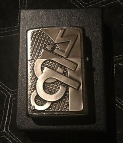 ZIPPO 3D EMBLEM LIGHTER GREAT COLLECTABLE NEW IN BOX