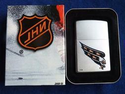 ZIPPO LIGHTER NHL WASHINGTON CAPITALS HOCKEY NEW 05 FAN SOUV
